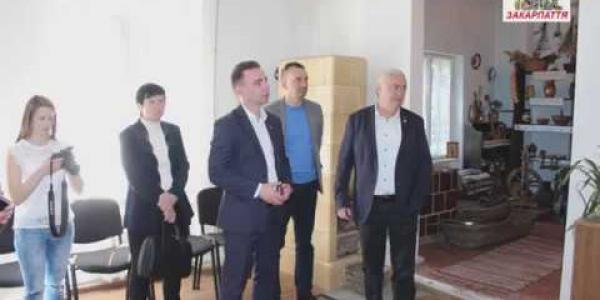 Вбудована мініатюра для Засідання Секції АМУ з питань діяльності та розвитку територіальних громад, 26-27 квітня 2018 року, м.Ужгород