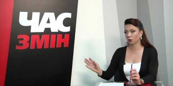 Вбудована мініатюра для Консультант АМУ з МЕР у Чернівецькій області Ігор Баб'юк про прямі міжбюджетні відносини об'єднаних територіальних громад області, програма «Час Змін», телеканал «ТВА»