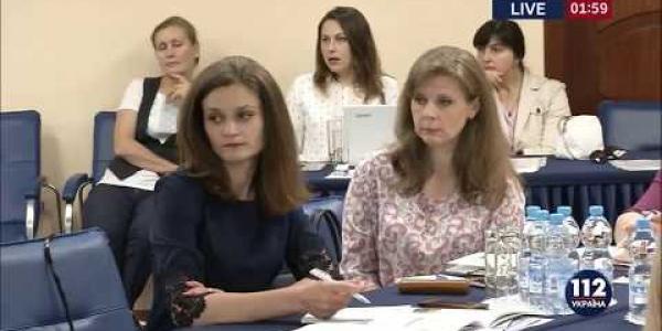 Вбудована мініатюра для Всеукраїнський Семінар-тренінг «Формування моделі громади, дружньої до дитини» , 10-11 травня 2018 року, 112 канал